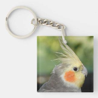 Bird Acrylic Keychain