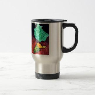 Bird Knitting Nest 15 Oz Stainless Steel Travel Mug