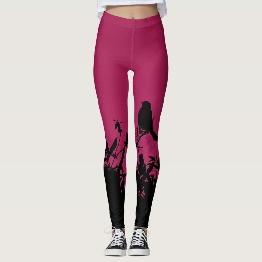 Bird Leggings