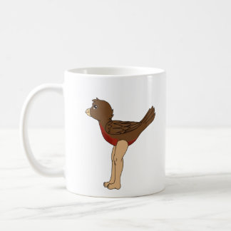 Bird Legs Mug