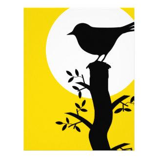 Bird Letterhead
