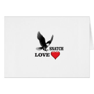 bird love snatch card