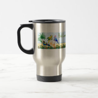 Bird Lovers Uncaged Commuter Mug