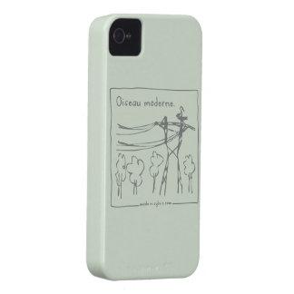 bird-madeinsylvie iPhone 4 Case-Mate cases