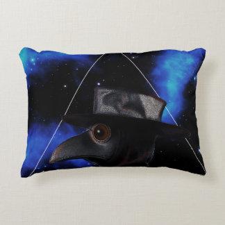 Bird-man Accent Pillow