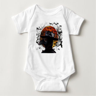 Bird-man Baby Bodysuit