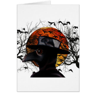 Bird-man Card