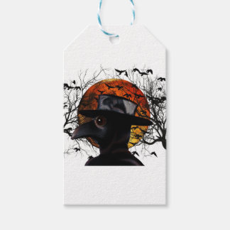 Bird-man Gift Tags