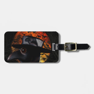 Bird-man Luggage Tag