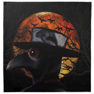 Bird-man Napkin