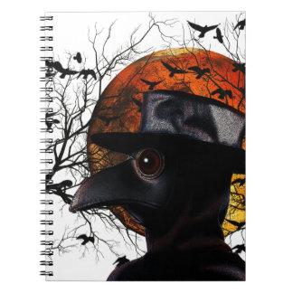 Bird-man Notebook