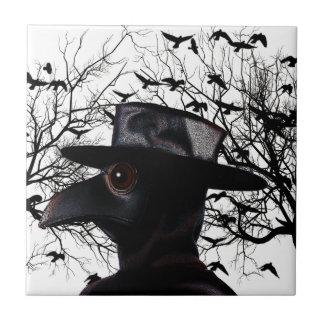 Bird-man Tile