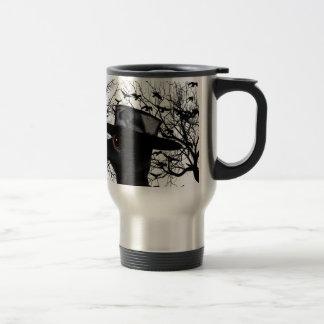 Bird-man Travel Mug