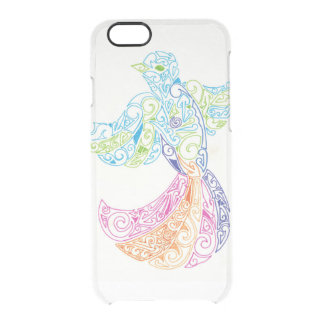 bird maori design phone cover