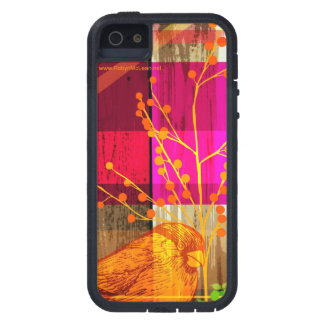Bird n' Tree iPhone 5 Covers
