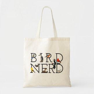 Bird Nerd Tote Bag