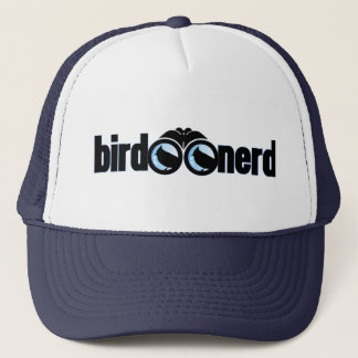 Bird Nerd Trucker Hat