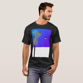 Bird Nest Modern T-Shirt