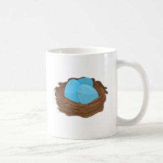 Bird Nest Coffee Mugs