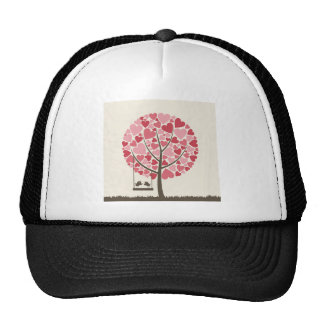 Bird of love6 trucker hat