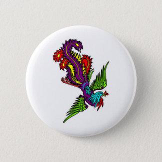 Bird Of Paradise 2 Inch Round Button