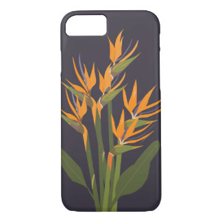 Bird of Paradise Apple iPhone 8/7 Case
