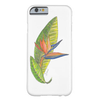 Bird of Paradise Barely There iPhone 6 Case