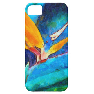 bird of paradise flower case for the iPhone 5