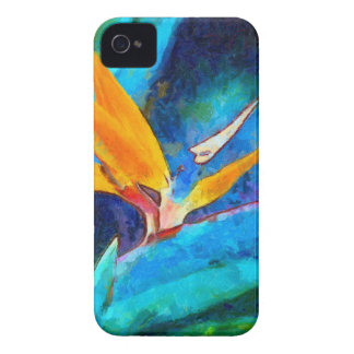 bird of paradise flower iPhone 4 Case-Mate case