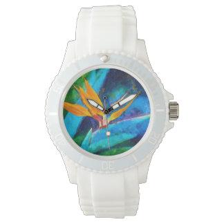 bird of paradise flower watch