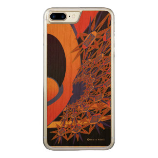Bird of Paradise iPhone Wood Case Part Two