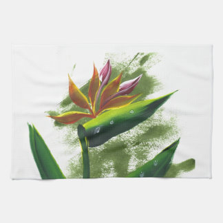 Bird of Paradise Kitchen Towel