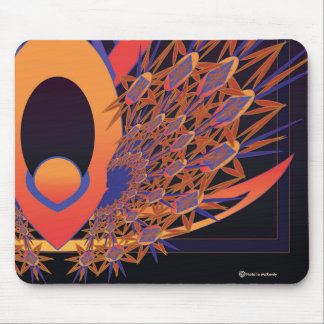 Bird of Paradise Mouse Pad Part Two