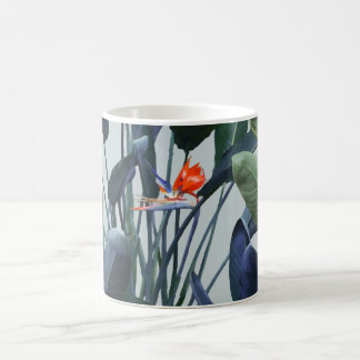 Bird of Paradise Pattern V2 mug