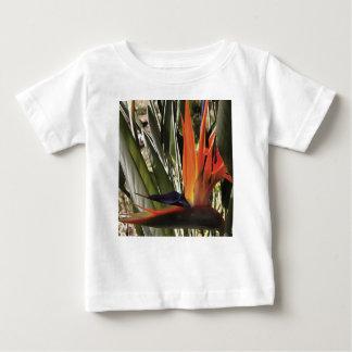 Bird of Paradise (Strelitzia) Baby T-Shirt