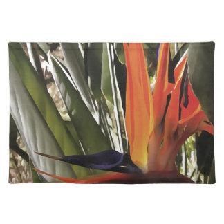 Bird of Paradise (Strelitzia) Placemat