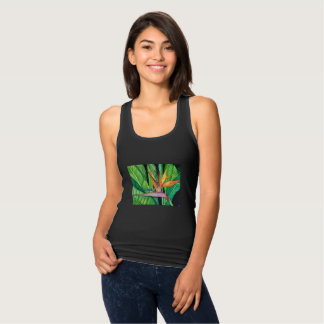 Bird of Paradise tee shirt