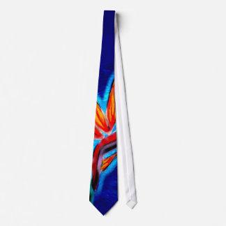 Bird of Paradise Tie2 Tie