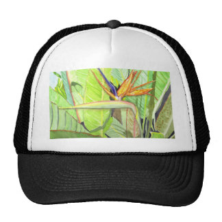 Bird of Paradise Trucker Hat