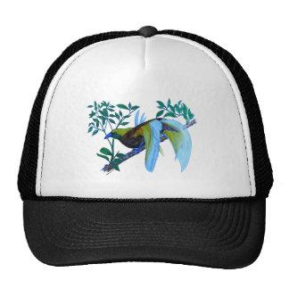 Bird of Paradise Trucker Hat