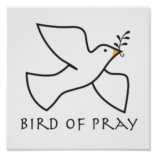 Bird Of Pray Poster