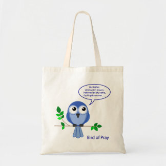 Bird of Pray Tote Bag