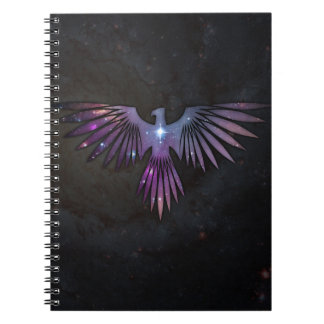 Bird of Prey Spiral Notebook