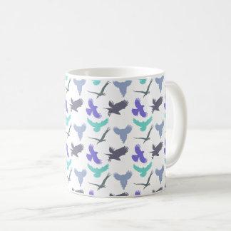 Bird Pattern Mug