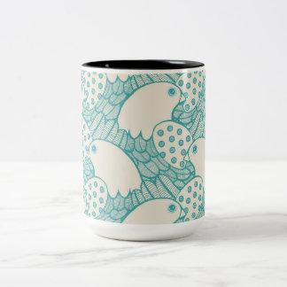 """Bird Pattern"" Mug"