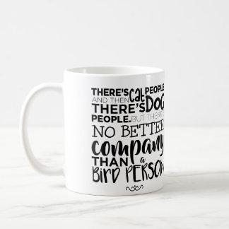Bird People Coffee Mug