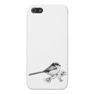 Bird Phone Case 5/5s Long-tailedtit Case For The iPhone 5