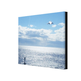 Bird Picture On Canvas