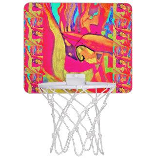 Bird Play Mini Basketball Hoop
