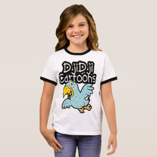 Bird Ringer T-Shirt